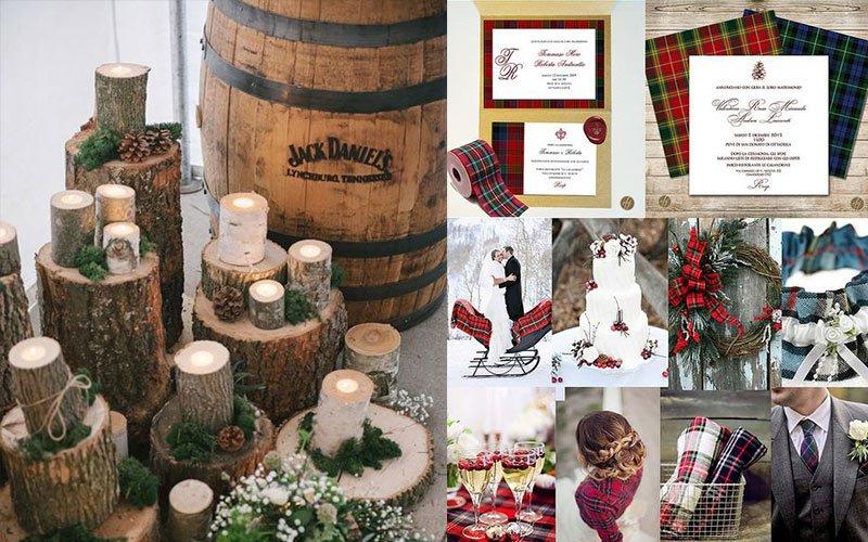 organizzare il matrimonio d'inverno perfetto