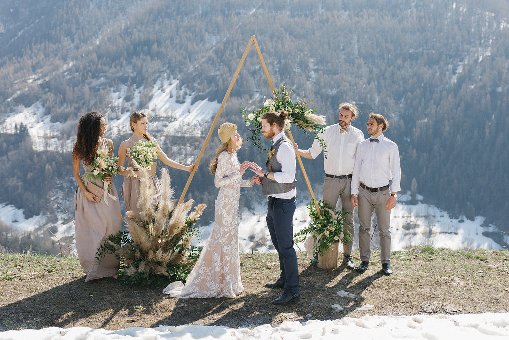 Plan wedding in italy Coquette Atelier