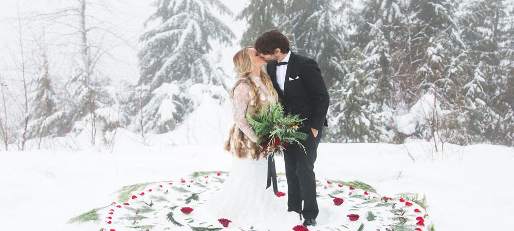Come organizzare il matrimonio invernale perfetto