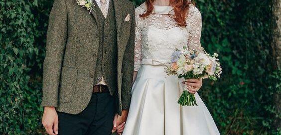 elementi per un matrimonio vintage