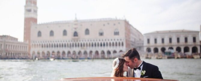 A wedding in Venice is possibly the most exclusive and spectacular option for those who desire to marry in Italy