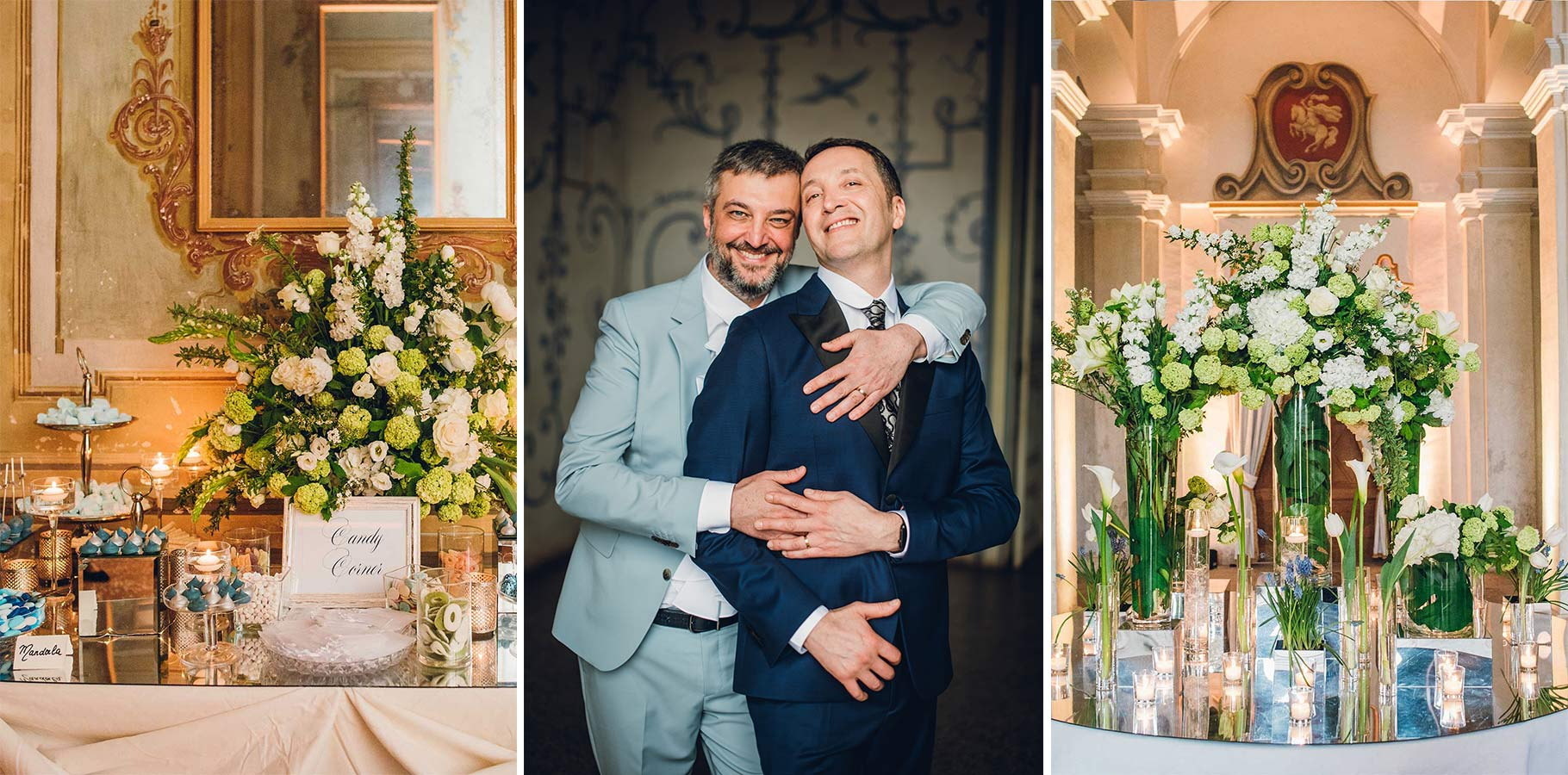 Same Sex Wedding Torino - Coquette Atelier